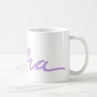 Aloha Classic White Coffee Mug