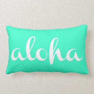 ALOHA - Customize your color! - Throw Pillows
