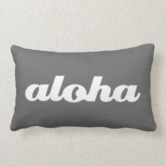 ALOHA - Customize your color - Throw Pillow