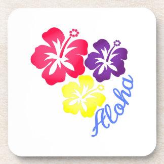 Aloha Drink Coaster