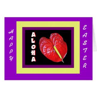 Aloha Easter Card