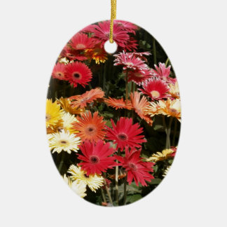Aloha Floral Luau Flowers Party Shower Office Art Christmas Ornaments