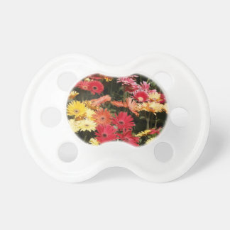Aloha  Floral Luau Flowers Party Shower Office Art Baby Pacifiers