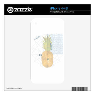 Aloha Friday iPhone 4 Decal