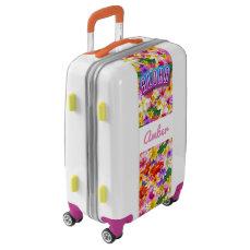 Aloha From Hawaii! Luggage