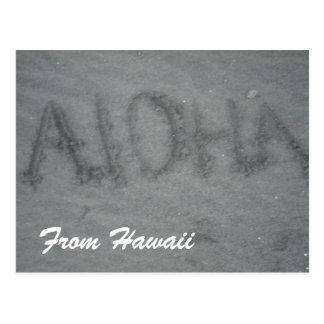Aloha, From Hawaii Postcards