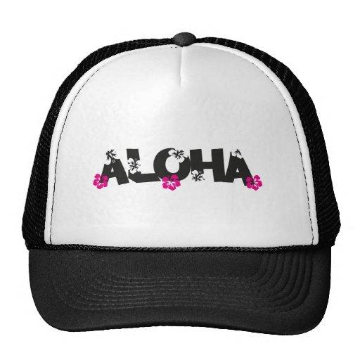Aloha Gorro De Camionero