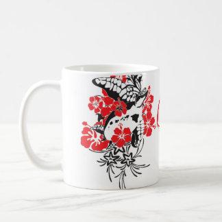 Aloha Hanauma Bay Hawaii Classic White Coffee Mug