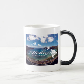 Aloha Hanauma Bay Hawaii Islands Magic Mug