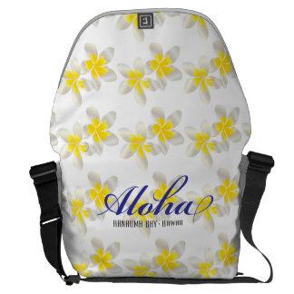 Aloha Hanauma Bay Hawaii Messenger Bag