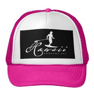 Aloha Hanauma Bay Hawaii Stand Up Paddling Trucker Hat