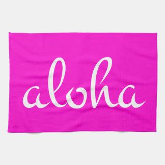 Aloha! Hand Towel
