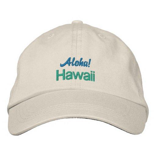 ALOHA! HAWAII cap