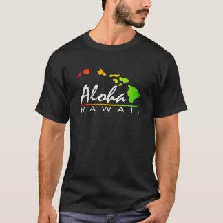 ALOHA Hawaii (Distressed Design) T-Shirt