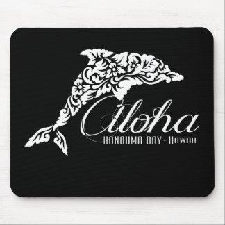 Aloha Hawaii Dolphin Mouse Pad