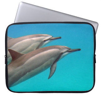 Aloha Hawaii Dolphins Laptop Sleeve