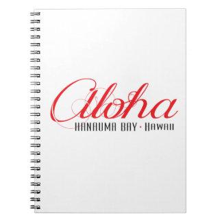 Aloha Hawaii Hanauma Bay Notebook