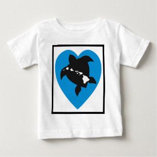 Aloha Hawaii Heart Baby T-Shirt