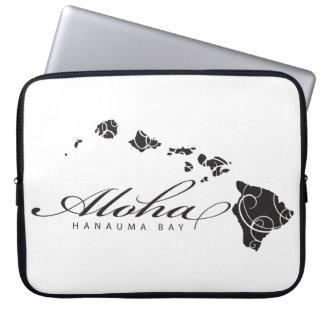 Aloha Hawaii Islands Laptop Computer Sleeves