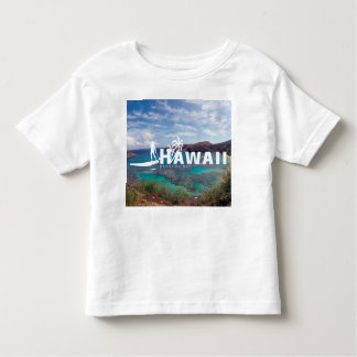 Aloha Hawaii Islands Stand Up Paddling Toddler T-shirt