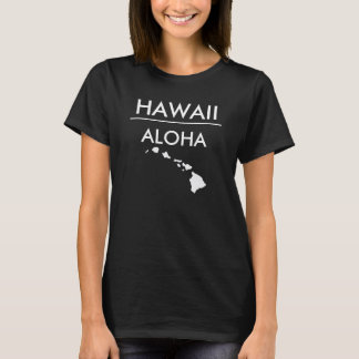 Aloha Hawaii Islands T-Shirt