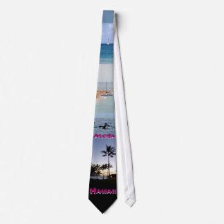 Aloha Hawaii Neck Tie