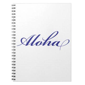 Aloha Hawaii Notebook