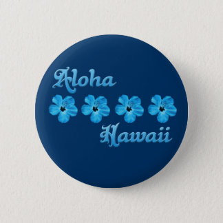 Aloha Hawaii Pinback Button