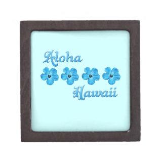Aloha Hawaii Premium Trinket Boxes