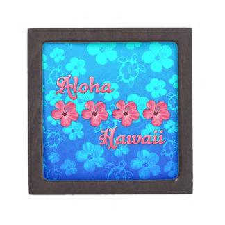 Aloha Hawaii Premium Jewelry Boxes