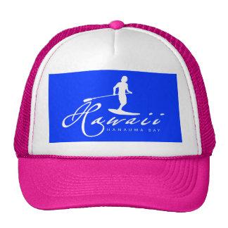 Aloha Hawaii Stand Up Paddling Trucker Hat