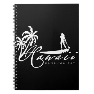 Aloha Hawaii Stand Up Paddling Notebook