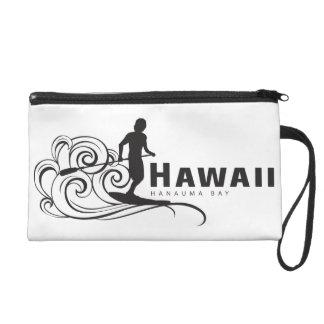 Aloha Hawaii Stand Up Paddling Wristlet