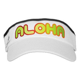 Aloha Hawaii Sun Visor Hat
