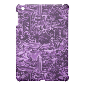 Aloha Hawaii Tropical Scenic iPad Mini Case