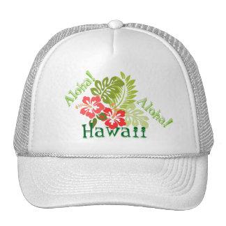 Aloha Hawaii Trucker Hat! (Ver. 2.0) Trucker Hat