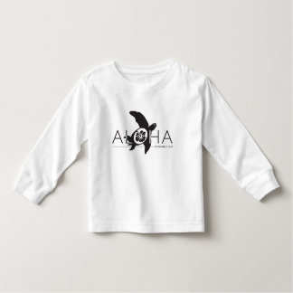 Aloha - Hawaii Turtle Toddler T-shirt