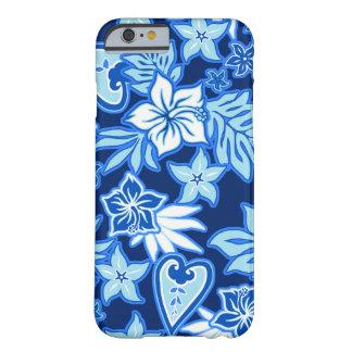 Aloha Heart Hawaiian Hibiscus Tropical Barely There iPhone 6 Case