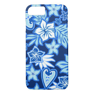 Aloha Heart Hawaiian Hibiscus Tropical iPhone 7 Case