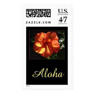 Aloha Hibiscus Postage