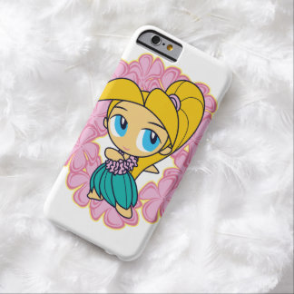 Aloha Honeys Hawaiian Hula Girl Plumeria Lei Barely There iPhone 6 Case