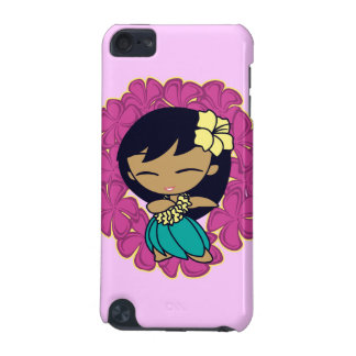 Aloha Honeys Hula Girl iPod Touch Cases
