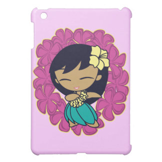 Aloha Honeys Hula Girl s iPad Mini Covers
