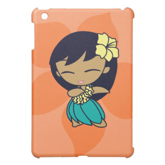 Aloha Honeys Hula Girl s iPad Mini Cover