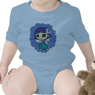 """""""Aloha Honeys"""" Infant Creeper"""