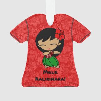 Aloha Honeys Mele Kalikimaka Hawaiian Aloha Shirt
