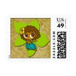 Aloha Honeys Postage Stamps