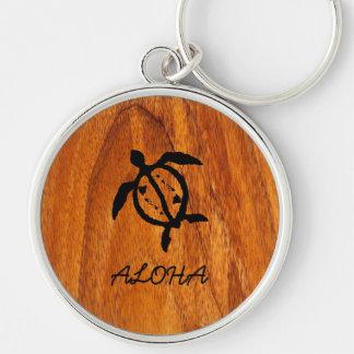 Aloha Honu Keychain