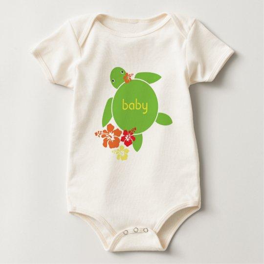 Aloha Honu Organic Infant Creeper