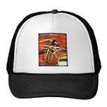 Aloha Hula Girl Mesh Hat